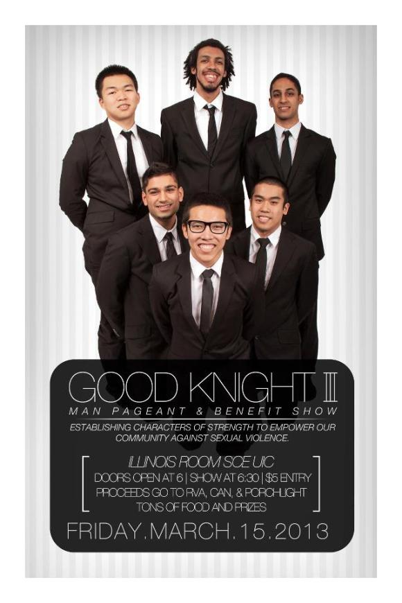 Good Knight III: Man Pageant & Benefit Show